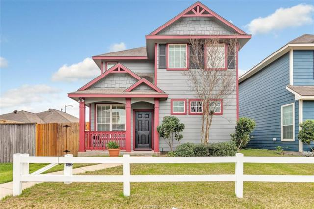 918 Eagle Avenue, College Station, TX 77845 (MLS #19000774) :: The Lester Group