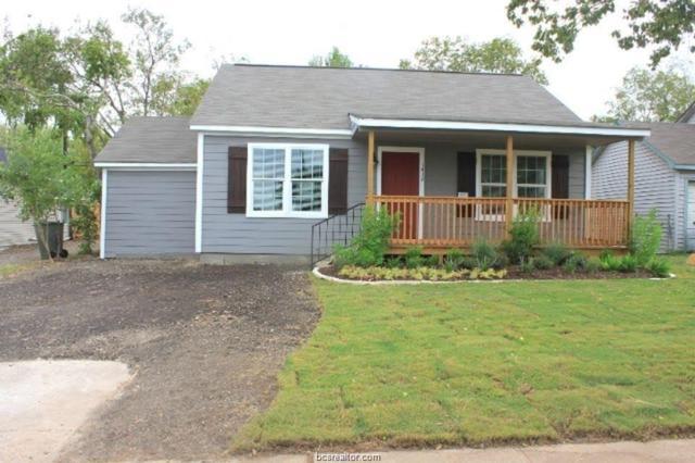 1412 E Wm J Bryan Parkway, Bryan, TX 77803 (MLS #19000800) :: Chapman Properties Group