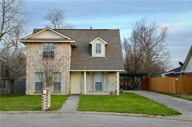 2421 Pintail, College Station, TX 77845 (MLS #19000836) :: The Lester Group