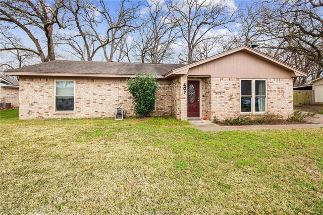 407 Tee Drive, Bryan, TX 77801 (MLS #19000911) :: Treehouse Real Estate