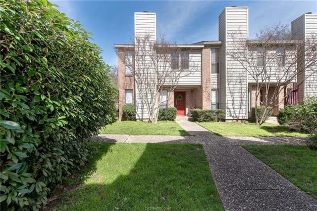 1904 Dartmouth Street O1, College Station, TX 77840 (MLS #19000973) :: The Lester Group