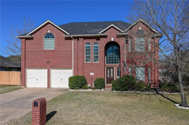 1723 Starling Drive, College Station, TX 77845 (MLS #19000989) :: NextHome Realty Solutions BCS