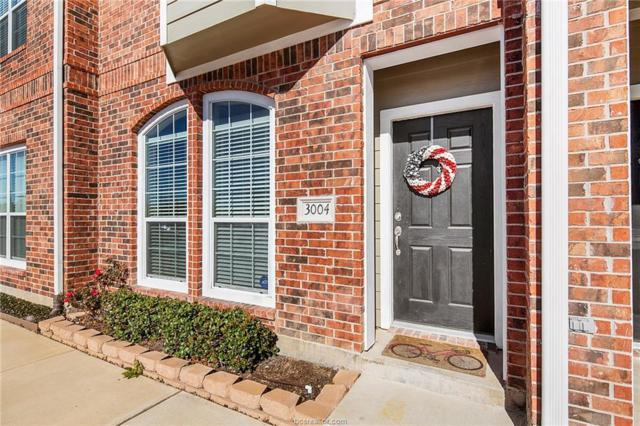 1198 Jones Butler Road #3004, College Station, TX 77840 (MLS #19001000) :: NextHome Realty Solutions BCS