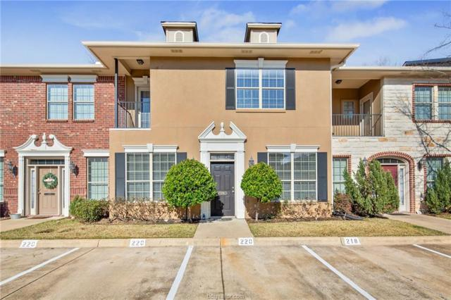220 Forest Drive, College Station, TX 77840 (MLS #19001009) :: Cherry Ruffino Team