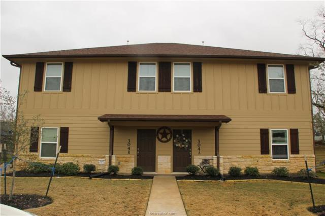 304 Ash Street Cs, College Station, TX 77840 (MLS #19001011) :: The Lester Group