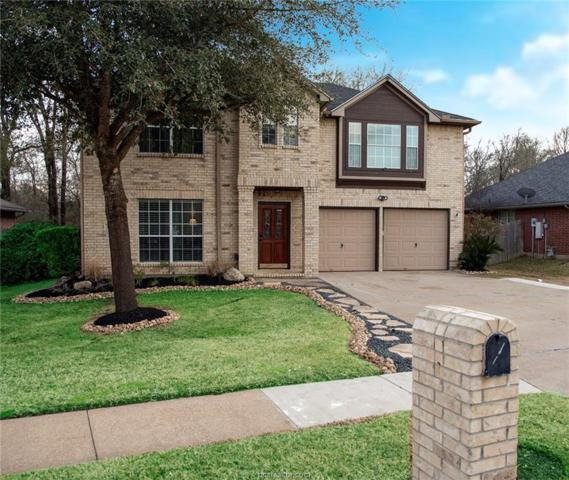 1726 Starling Drive, College Station, TX 77845 (MLS #19001130) :: NextHome Realty Solutions BCS