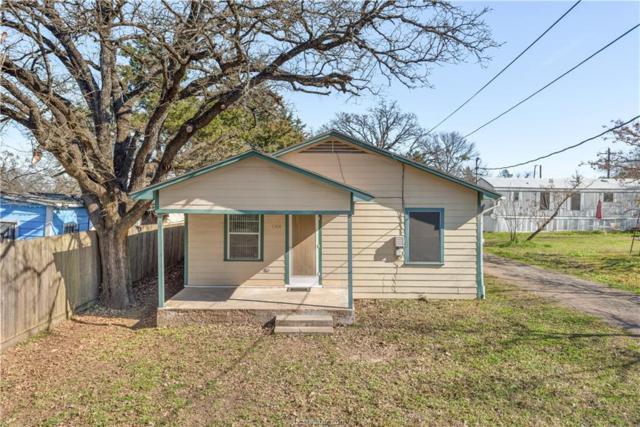 1504 Vincent Street, Bryan, TX 77803 (MLS #19001131) :: The Shellenberger Team