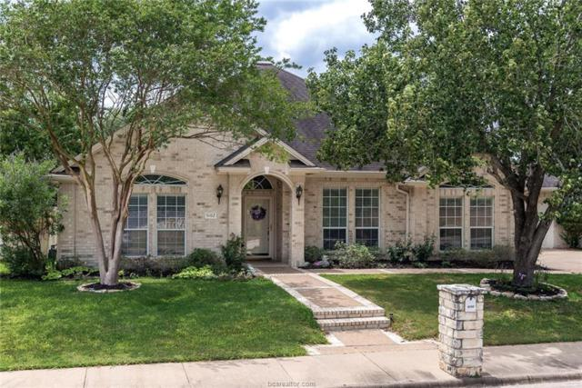 5102 Saint Andrews Drive, College Station, TX 77845 (MLS #19001174) :: NextHome Realty Solutions BCS