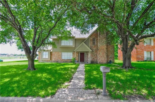 1820 Leona Drive, College Station, TX 77840 (MLS #19001175) :: Chapman Properties Group