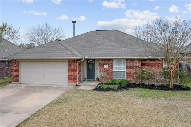 1304 Mullins Loop, College Station, TX 77845 (MLS #19001543) :: NextHome Realty Solutions BCS
