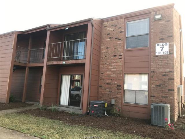 904 University Oaks #106, College Station, TX 77840 (MLS #19001579) :: The Lester Group