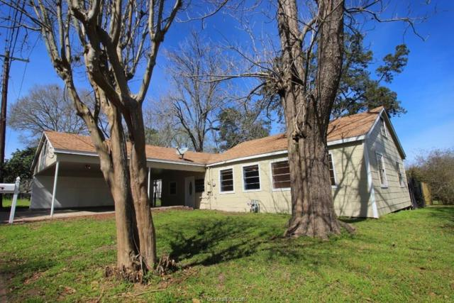 112 E Chatham Street, Bellville, TX 77418 (MLS #19001779) :: The Lester Group