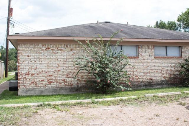 206 Lynn Drive, Bryan, TX 77801 (MLS #19001795) :: The Shellenberger Team