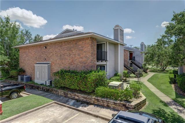 1901 Holleman Drive #101, College Station, TX 77840 (MLS #19001905) :: The Shellenberger Team