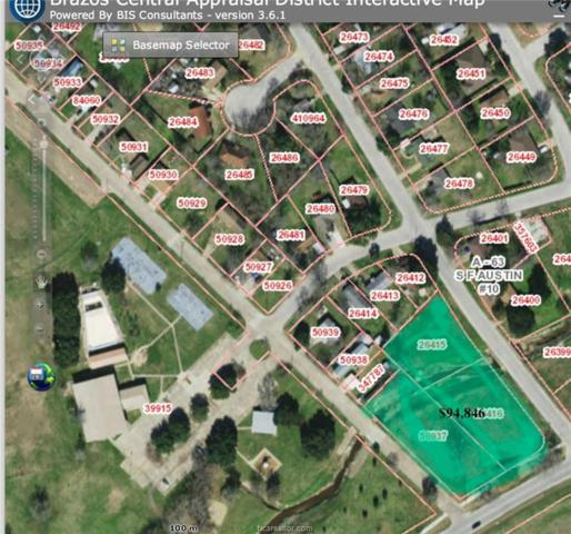 1.6248 ac E Dumas & Moss Street, Bryan, TX 77803 (MLS #19001930) :: RE/MAX 20/20
