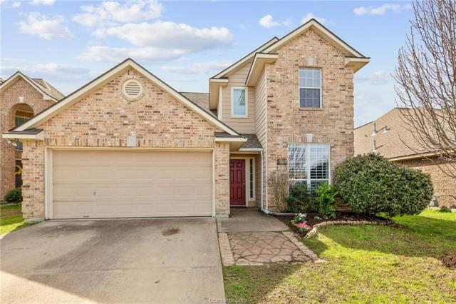 3802 Snowdance Court, College Station, TX 77845 (MLS #19001981) :: The Lester Group