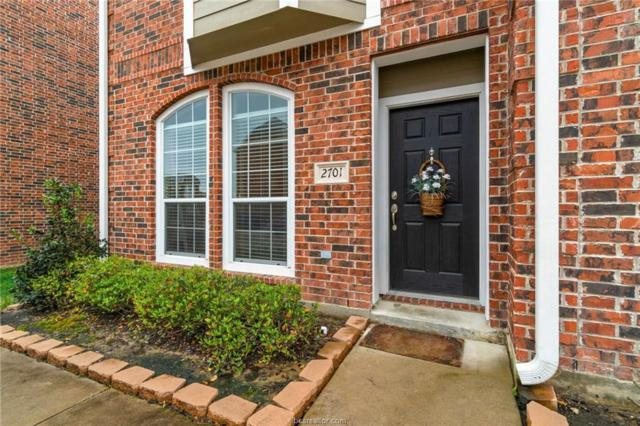 1198 Jones Butler Road #2701, College Station, TX 77840 (MLS #19001987) :: Treehouse Real Estate