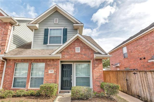 1001 Krenek Tap Road #307, College Station, TX 77840 (MLS #19002025) :: BCS Dream Homes