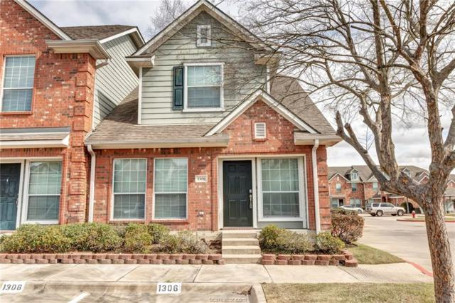 1001 Krenek Tap Road #1306, College Station, TX 77840 (MLS #19002029) :: The Lester Group