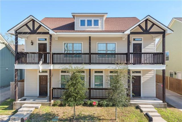 304 Cooner Street A-B, College Station, TX 77840 (MLS #19002032) :: Chapman Properties Group