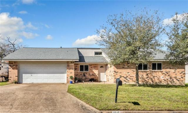 2515 Whispering Oaks Circle, Bryan, TX 77802 (MLS #19002084) :: The Lester Group