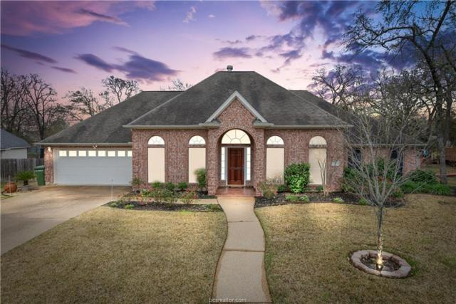 3704 Williams Trace Drive, Bryan, TX 77808 (MLS #19002085) :: The Lester Group