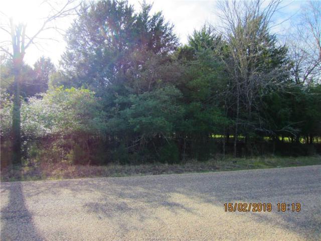TBD Lot 26 Post Oak Loop, Lake Limestone, TX 76687 (MLS #19002090) :: Treehouse Real Estate