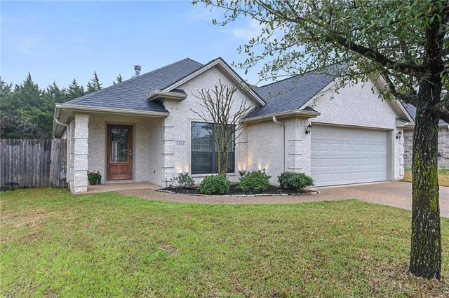 3703 Dove Crossing Lane, College Station, TX 77845 (MLS #19002209) :: NextHome Realty Solutions BCS