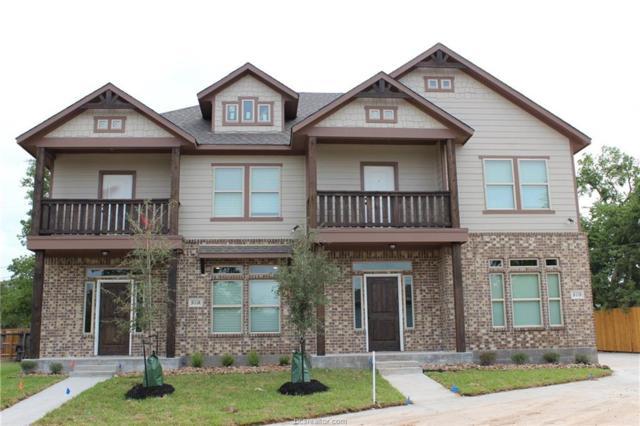 904 Montclair Avenue A, College Station, TX 77840 (MLS #19002320) :: The Shellenberger Team
