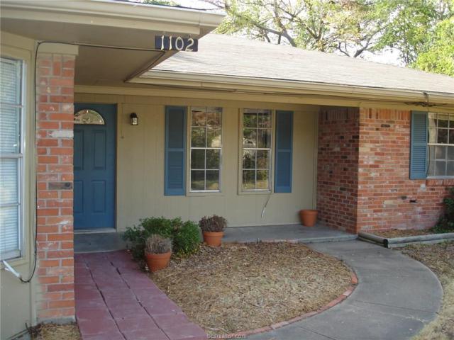1102 Village Drive, College Station, TX 77840 (MLS #19002324) :: The Shellenberger Team