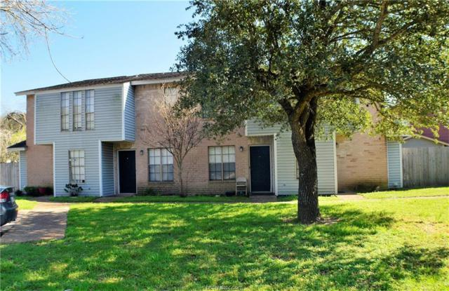 1807 Woodsman Drive A-D, College Station, TX 77840 (MLS #19002362) :: Cherry Ruffino Team