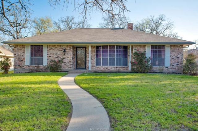 2007 Southwood Drive, College Station, TX 77840 (MLS #19002384) :: Chapman Properties Group