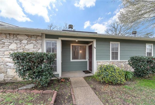 2800 Longmire Drive #13, College Station, TX 77845 (MLS #19002411) :: Treehouse Real Estate