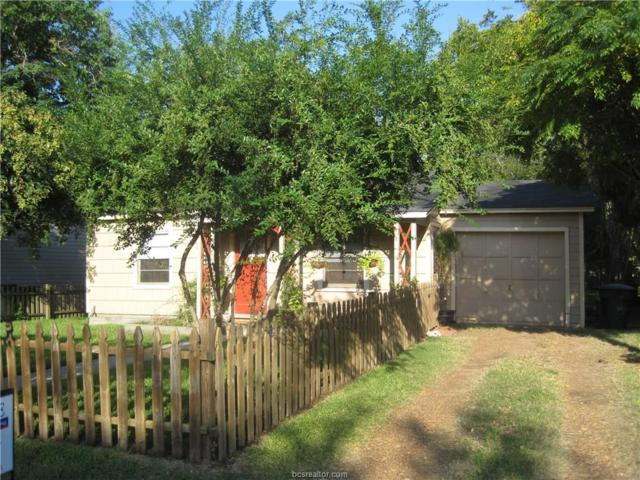 305 Live Oak Street, College Station, TX 77840 (MLS #19002413) :: Treehouse Real Estate