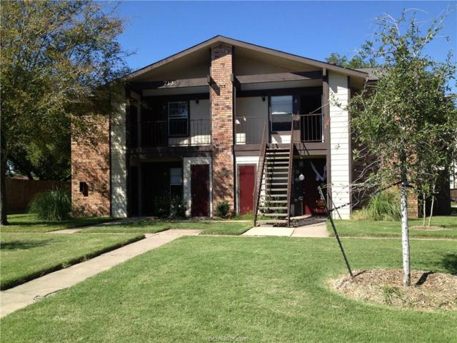 713 Wellesley D, College Station, TX 77840 (MLS #19002431) :: Treehouse Real Estate