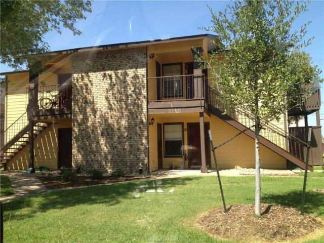 715 Wellesley D, College Station, TX 77840 (MLS #19002436) :: Treehouse Real Estate