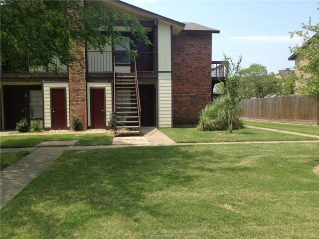 717 Wellesley Court A, College Station, TX 77840 (MLS #19002439) :: Treehouse Real Estate