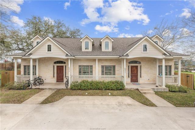 402 Nimitz Street A&B, College Station, TX 77840 (MLS #19002446) :: RE/MAX 20/20