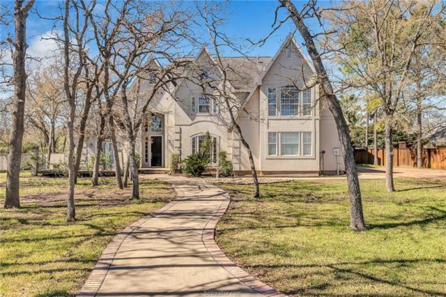 4901 Firestone Drive, College Station, TX 77845 (MLS #19002465) :: NextHome Realty Solutions BCS