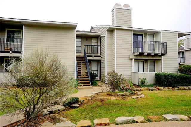 1901 Holleman #308, College Station, TX 77840 (MLS #19002567) :: The Shellenberger Team