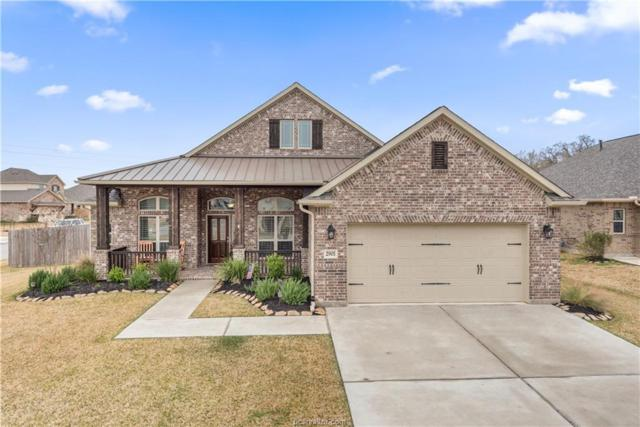 2901 Cinder Court, Bryan, TX 77808 (MLS #19003625) :: RE/MAX 20/20