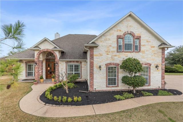 4037 Austin's Estates Drive, Bryan, TX 77808 (MLS #19003678) :: Treehouse Real Estate