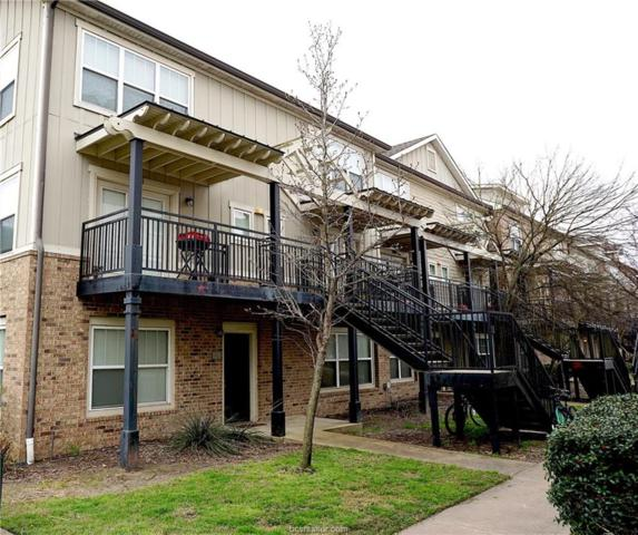 1725 Harvey Mitchell #1821, College Station, TX 77840 (MLS #19003722) :: Treehouse Real Estate