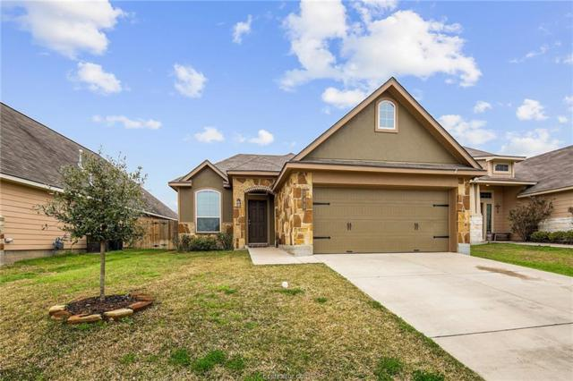 242 Fieldstone Place, College Station, TX 77845 (MLS #19003863) :: The Shellenberger Team