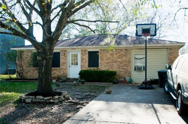 3402 Wildrye Drive, College Station, TX 77845 (MLS #19003881) :: NextHome Realty Solutions BCS