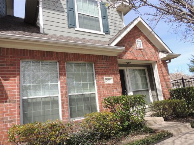 1001 Krenek Tap Road #206, College Station, TX 77840 (MLS #19003965) :: The Shellenberger Team
