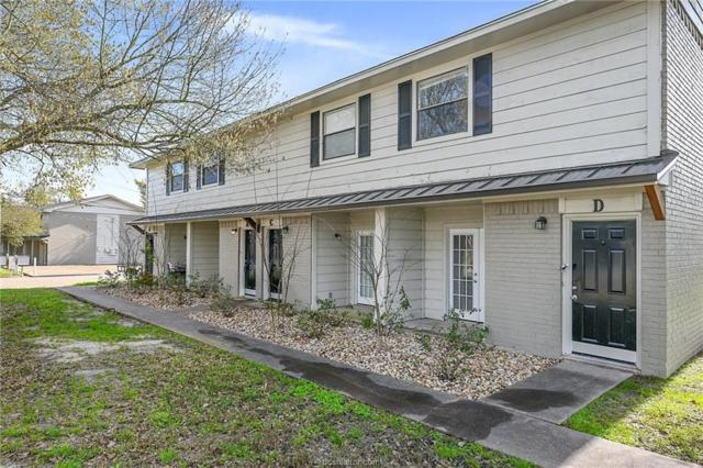 1404 Summit Street B, College Station, TX 77845 (MLS #19004003) :: Cherry Ruffino Team
