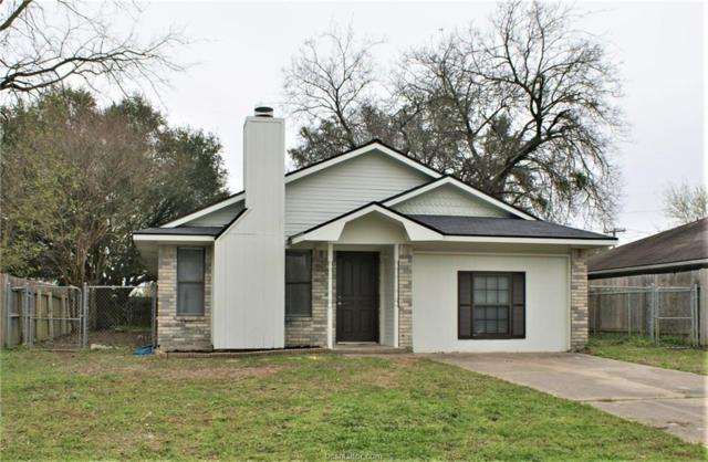 1110 Buttercup Circle, College Station, TX 77845 (MLS #19004102) :: NextHome Realty Solutions BCS