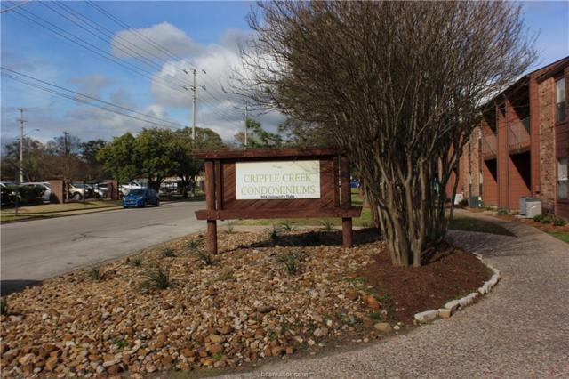 904 University Oaks Boulevard #46, College Station, TX 77840 (MLS #19004107) :: The Shellenberger Team