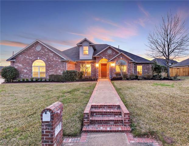 5216 Congressional Drive, College Station, TX 77845 (MLS #19004143) :: NextHome Realty Solutions BCS